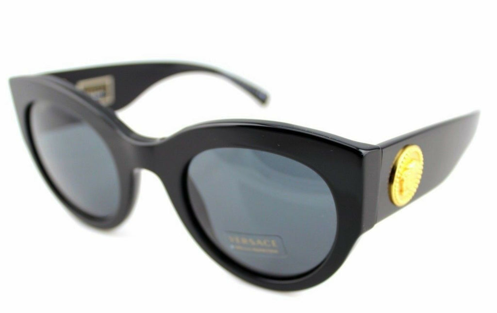 Versace Tribute Collection Women's Sunglasses VE 4353 GB1/87 4