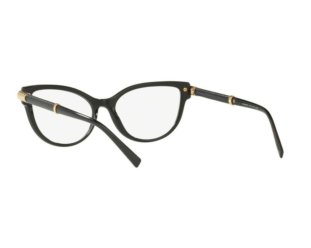 Versace Rock Women's Eyeglasses VE 3270Q GB1 52 2