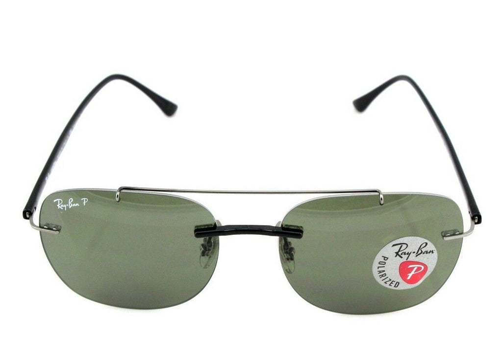 Ray-Ban Light Ray Polarized Unisex Sunglasses RB 4280 601/9A 1