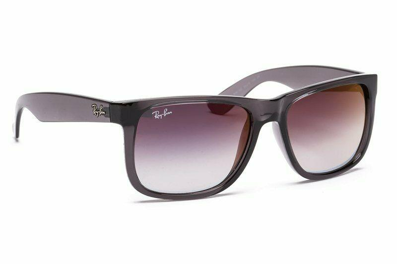 Ray-Ban Justin 55 Unisex Sunglasses RB 4165 606U0