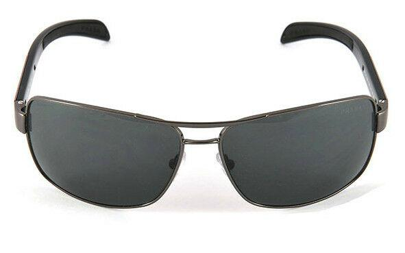 POLARIZED NEW Genuine PRADA Lifestyle Men Sunglasses SPS 54I 5AV 5Z1 PS 54IS 541