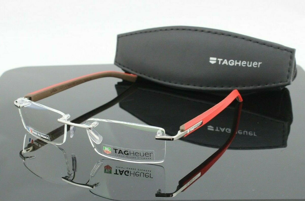 TAG Heuer Trends Unisex Eyeglasses TH 8109 011 6