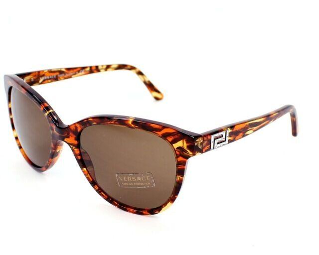 Versace Greca Women's Sunglasses VE 4246B 500373 RX