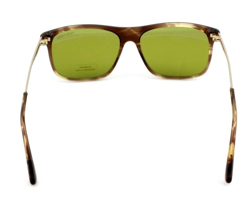 Tom Ford Max-02 Unisex Sunglasses TF 588 FT 0588 47N 7