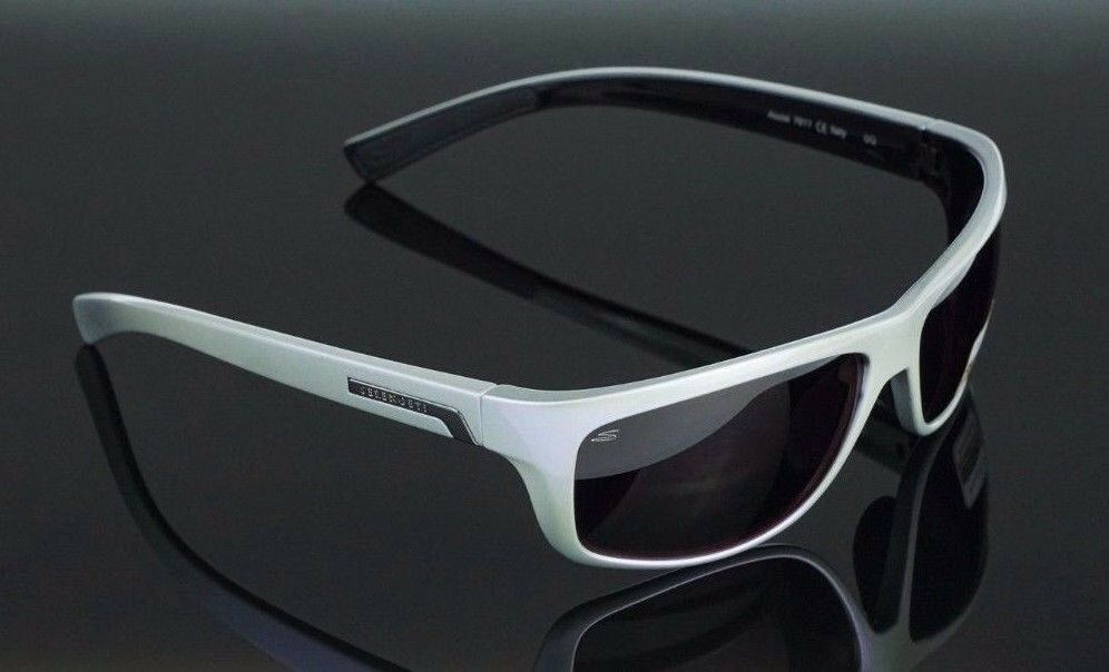 POLARIZED Rare New SERENGETI ASSISI Photochromic Sedona PHD Lens Sunglasses 7611