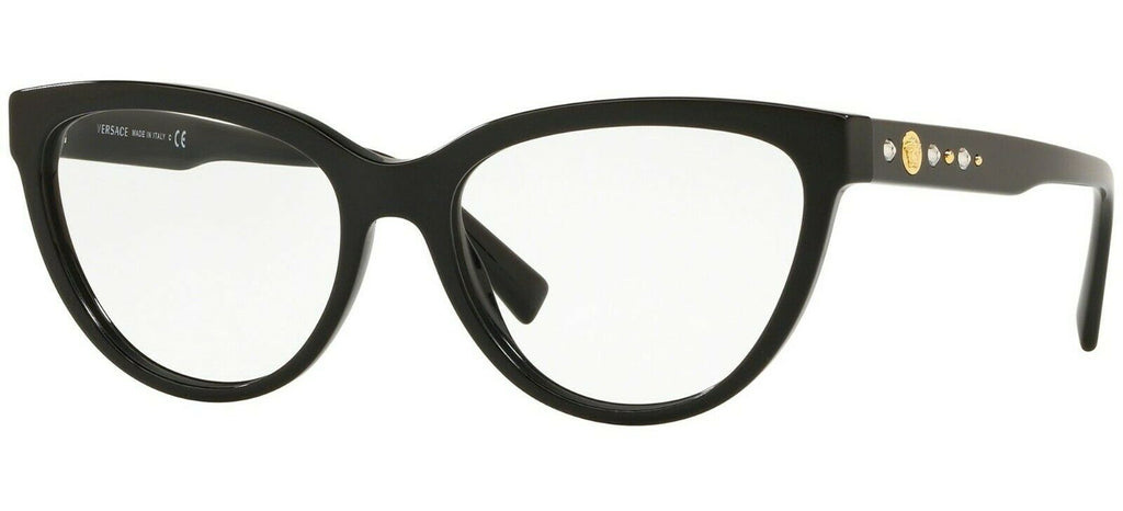Versace Women's Eyeglasses VE 3264B GB1 51 mm 2