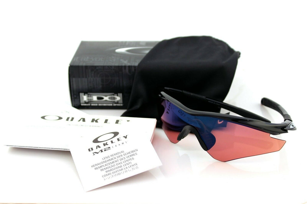 Oakley M2 Frame Asian Fit Unisex Sunglasses OO 9254-02 1