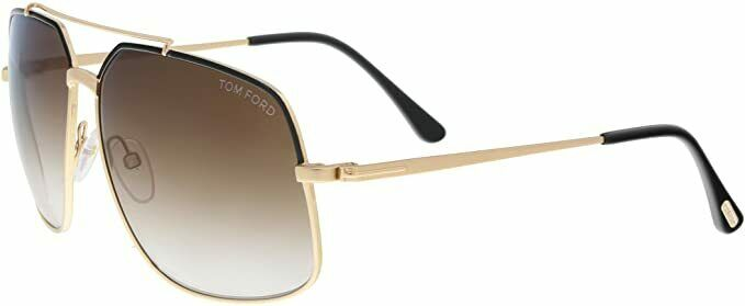 Tom Ford Ronnie Unisex Sunglasses TF 439 FT 0439 01G 4