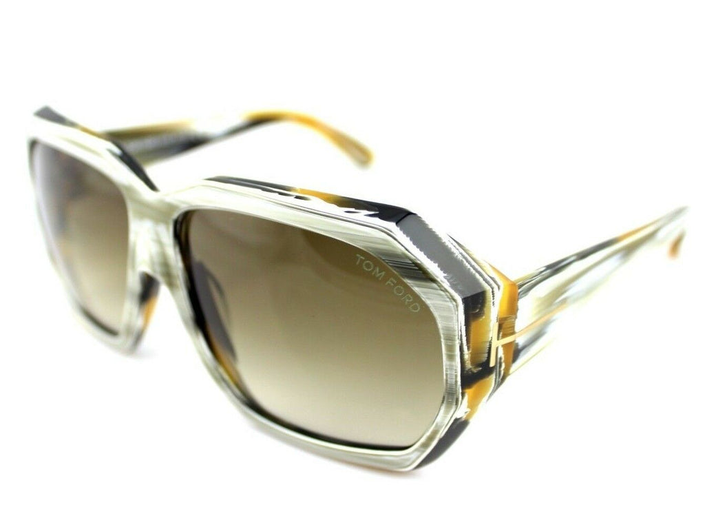 Tom Ford Elise Unisex Sunglasses TF 266 FT 0266 62F 2