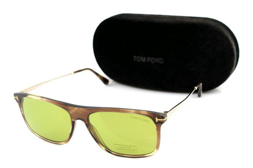 Tom Ford Max-02 Unisex Sunglasses TF 588 FT 0588 47N 8