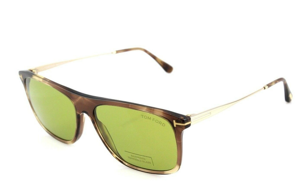 Tom Ford Max-02 Unisex Sunglasses TF 588 FT 0588 47N 2