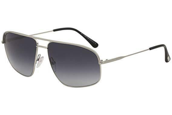 Tom Ford Justin Unisex Sunglasses TF 467 FT 0467 17W