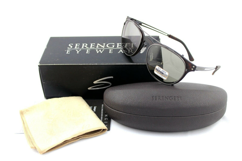 Serengeti Palmiro Clip-On Photochromic PHD CPG Polarized Unisex Sunglasses 8055 2