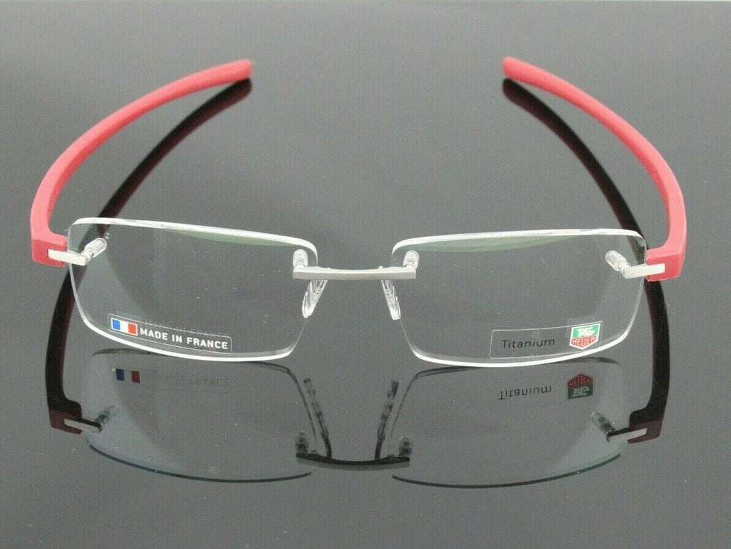 TAG Heuer Reflex Men's Eyeglasses TH 3941 012 1