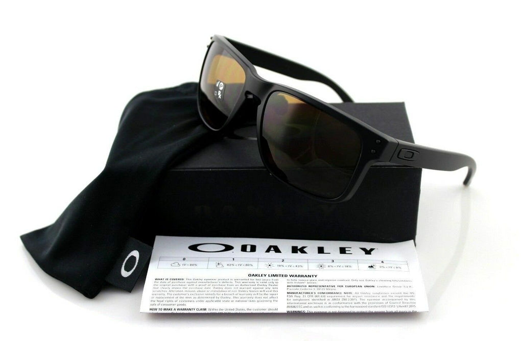 Oakley Holbrook Polarized Unisex Sunglasses OO 9102-98 1