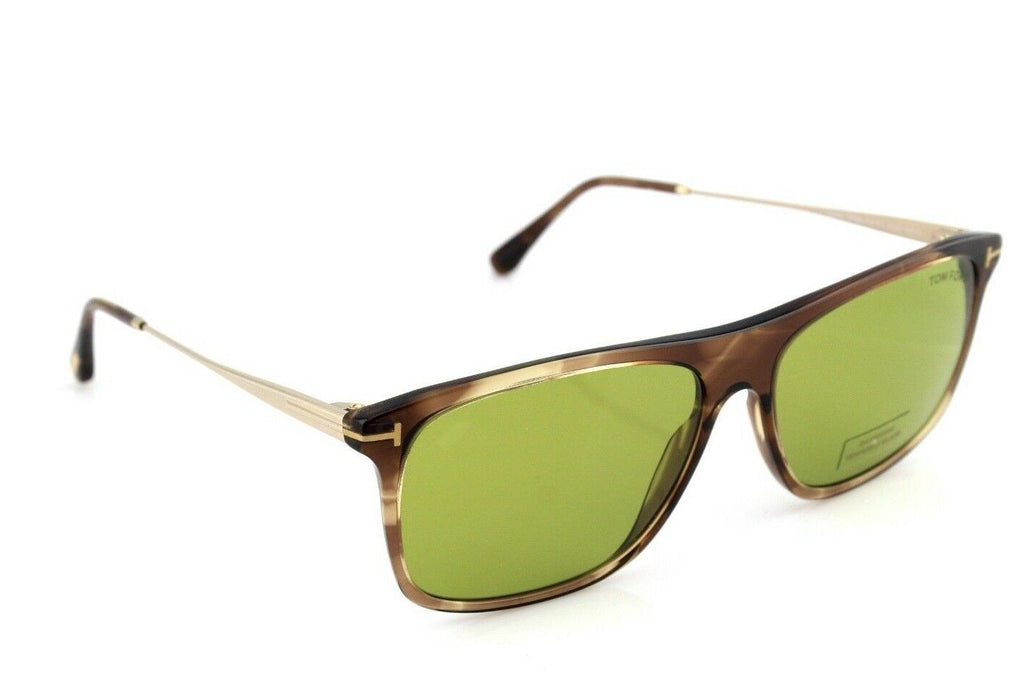 Tom Ford Max-02 Unisex Sunglasses TF 588 FT 0588 47N 3
