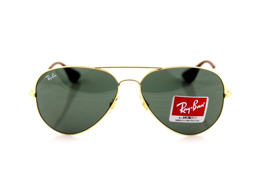 Ray-Ban Unisex Sunglasses RB 3558 001/71 58 MM 1