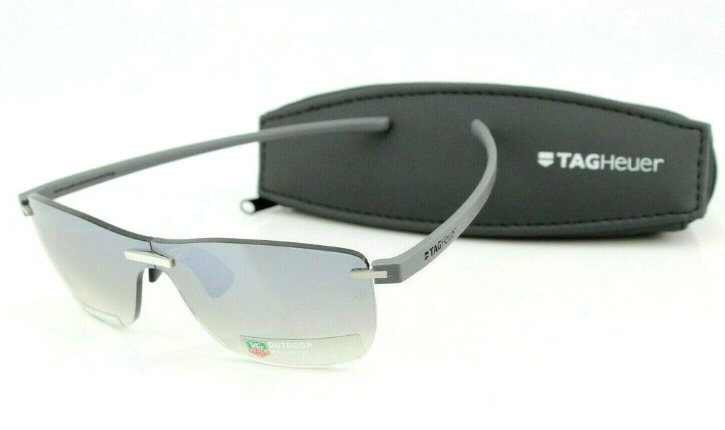 TAG Heuer Reflex Outdoor Unisex Sunglasses TH 3592 204 2
