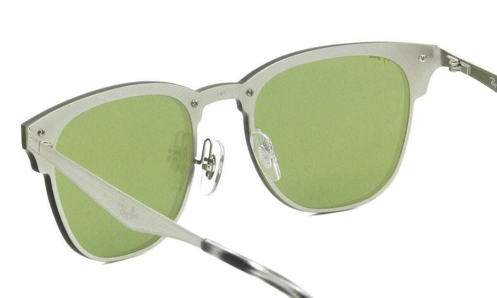 Ray-Ban Blaze Clubmaster Unisex Sunglasses RB 3576N 04230 6