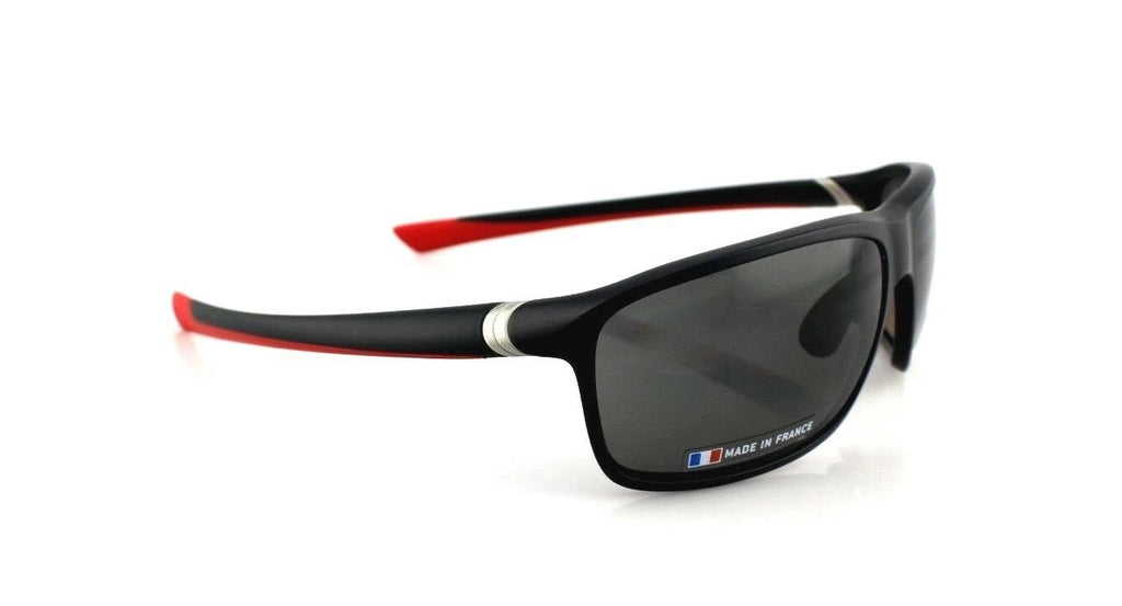 TAG Heuer 27 Degrees Wrap Unisex Polarized Sunglasses TH 6023 802 65mm 2