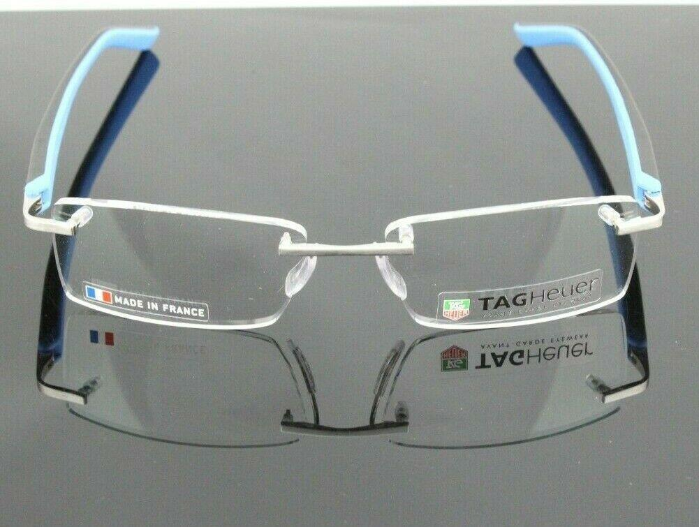 TAG Heuer Trends Unisex Eyeglasses TH 8109 010 8