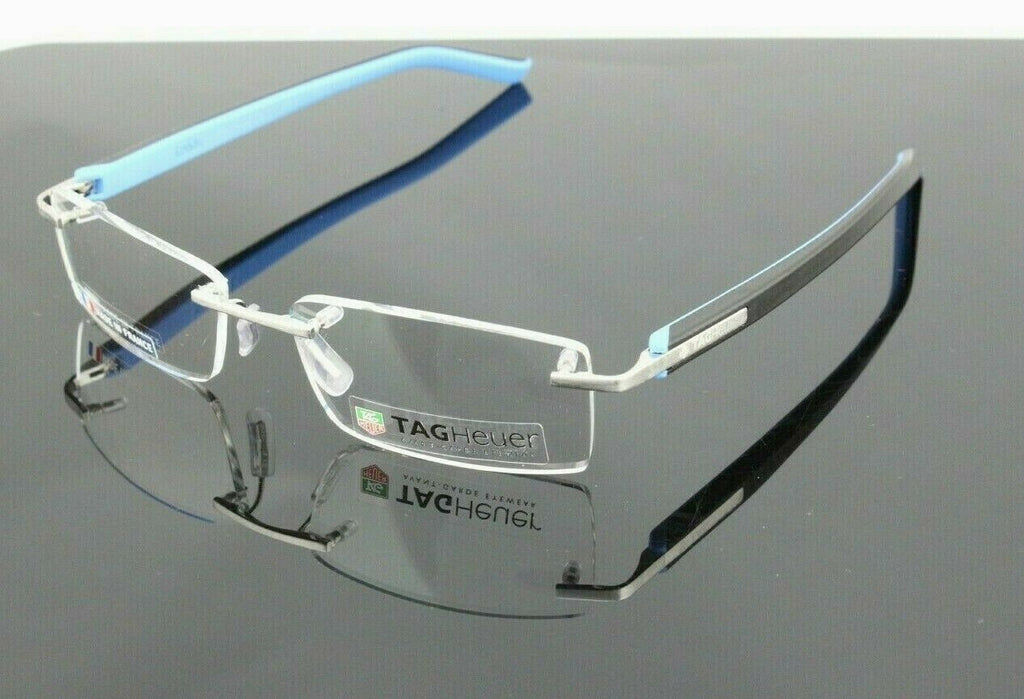 TAG Heuer Trends Unisex Eyeglasses TH 8109 010 10