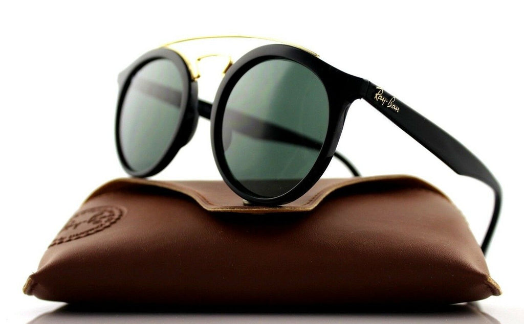 Ray-Ban Gatsby I Unisex Sunglasses RB 4256 601/71 49MM 8