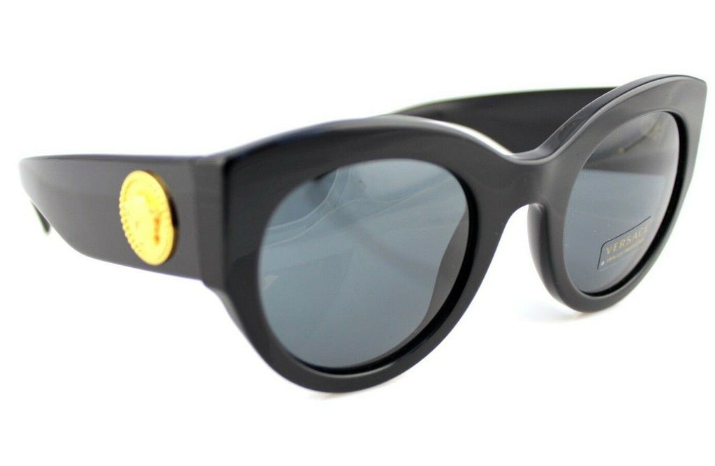 Versace Tribute Collection Women's Sunglasses VE 4353 GB1/87 5