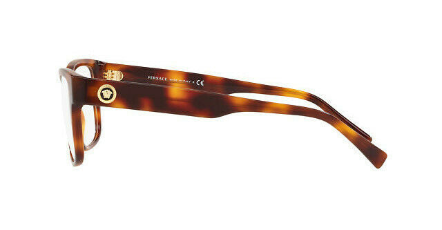 Versace The Clans Eyeglasses Unisex VE 3266 5217 55 mm 3