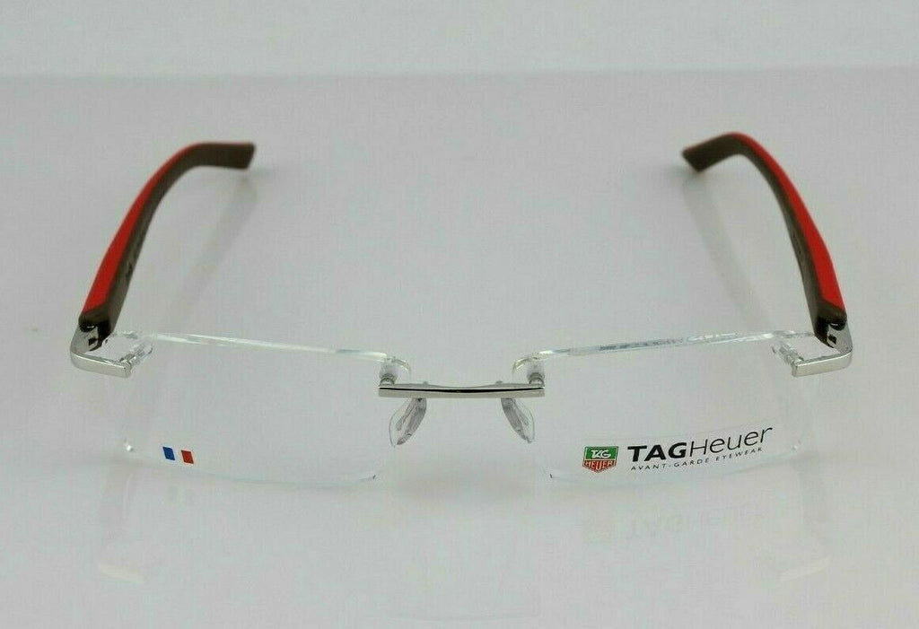 TAG Heuer Trends Unisex Eyeglasses TH 8109 011 7