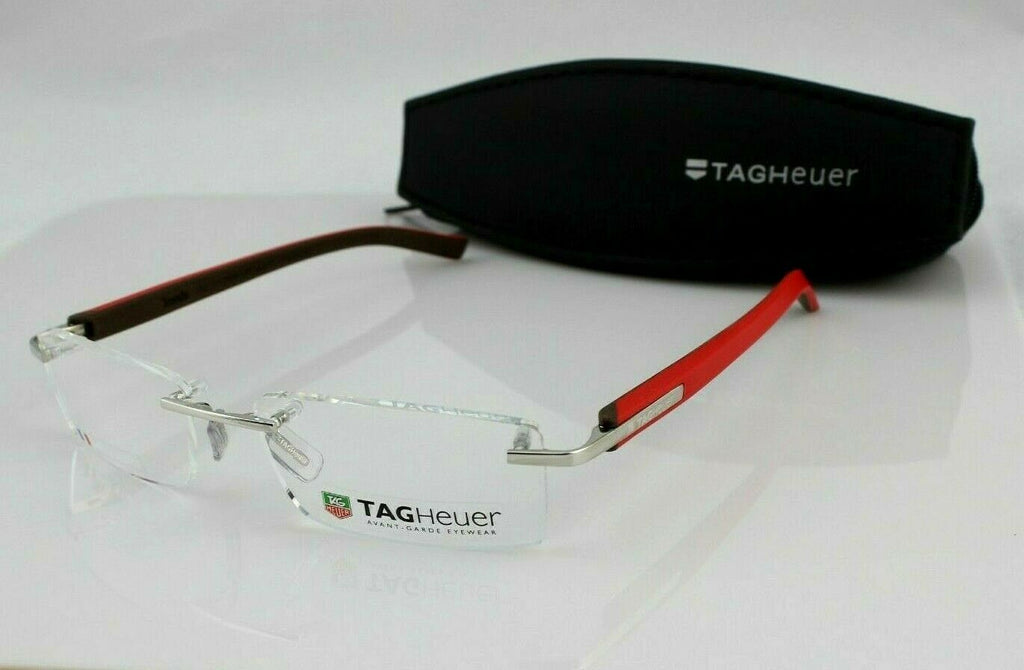 TAG Heuer Trends Unisex Eyeglasses TH 8109 011 10
