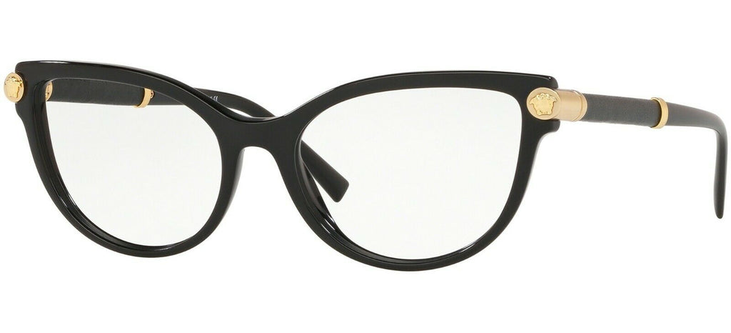 Versace Rock Women's Eyeglasses VE 3270Q GB1 52 1