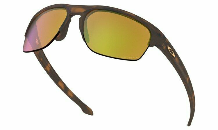 POLARIZED New OAKLEY SILVER EDGE Brown Prizm Shallow H2O Sunglasses OO 9413 0565