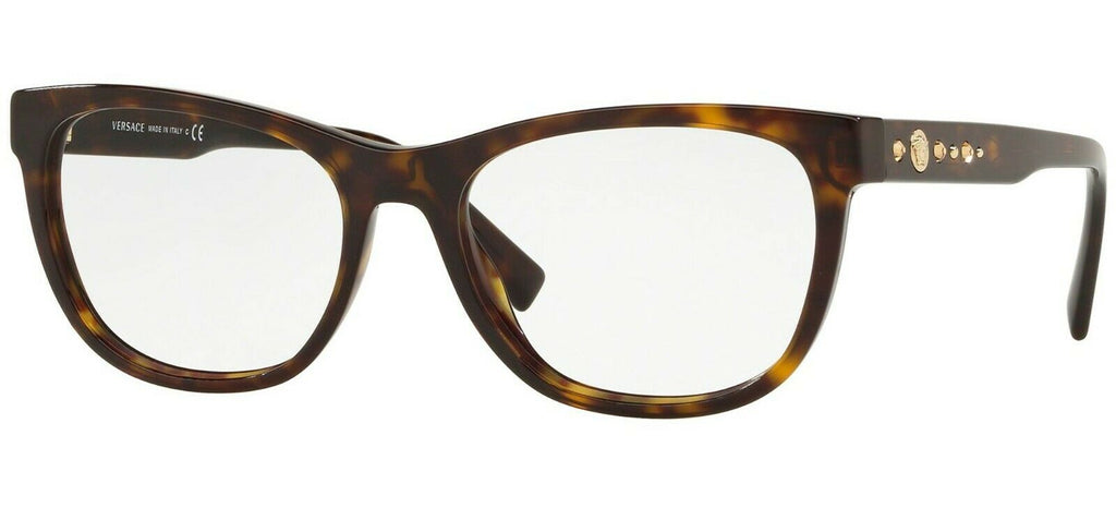 Versace Women's Eyeglasses VE 3263B 108 52 mm