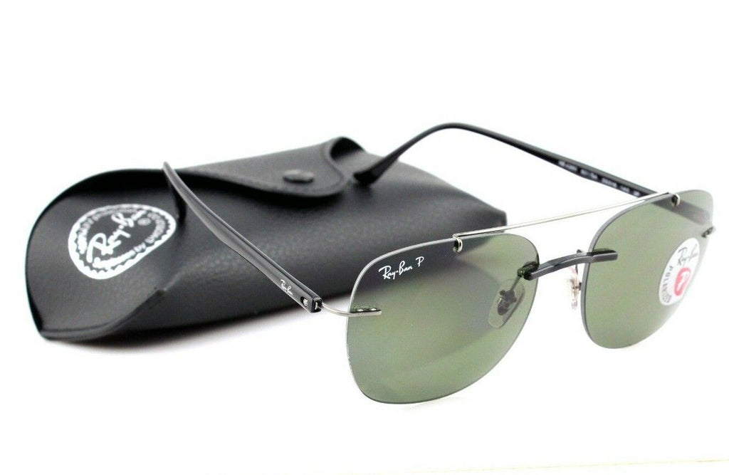 Ray-Ban Light Ray Polarized Unisex Sunglasses RB 4280 601/9A 7