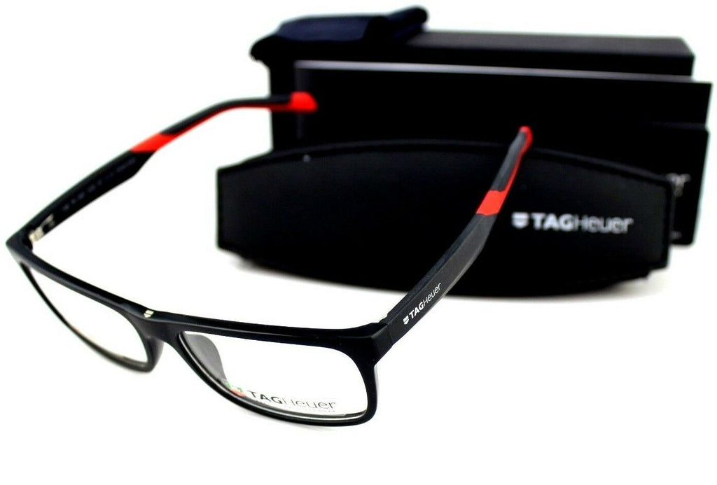 TAG Heuer Unisex Eyeglasses TH 0551 005 57mm 7
