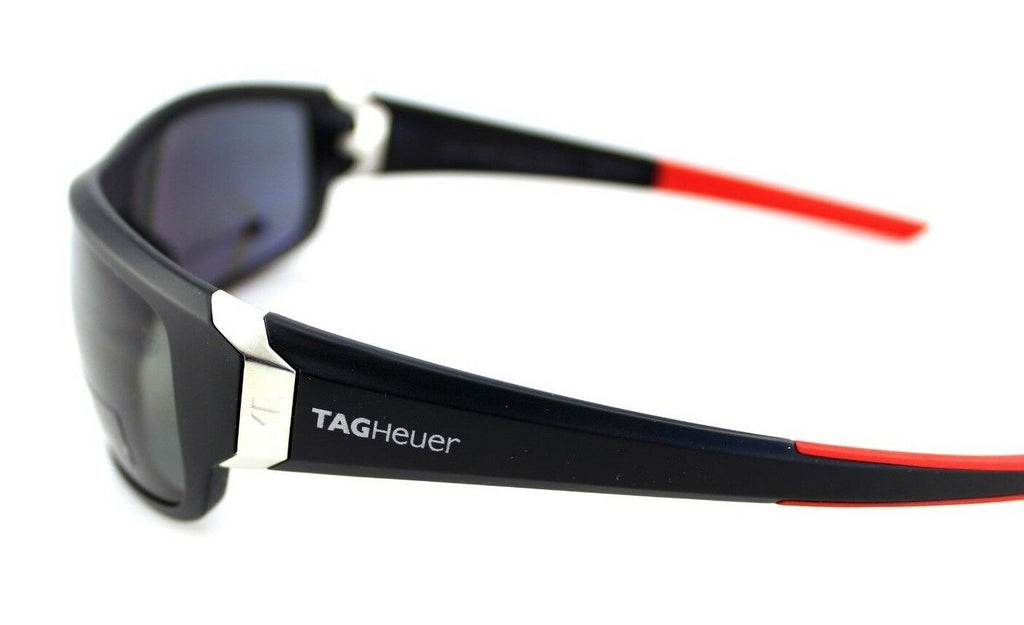 TAG Heuer Racer Precision Polarized Unisex Sunglasses TH 9221 108 64mm 7