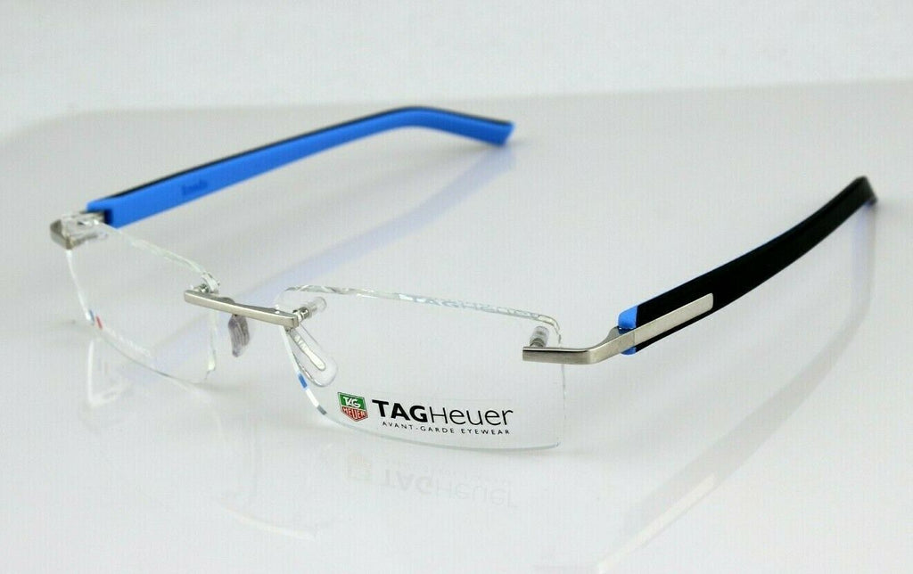 TAG Heuer Trends Unisex Eyeglasses TH 8109 010 2