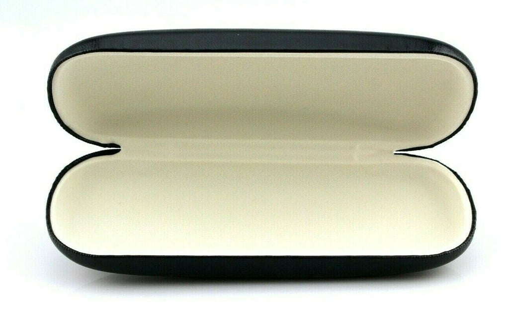 New Black Clam Shell Hard Case Box for Sunglasses Eye Glasses Storage Protector