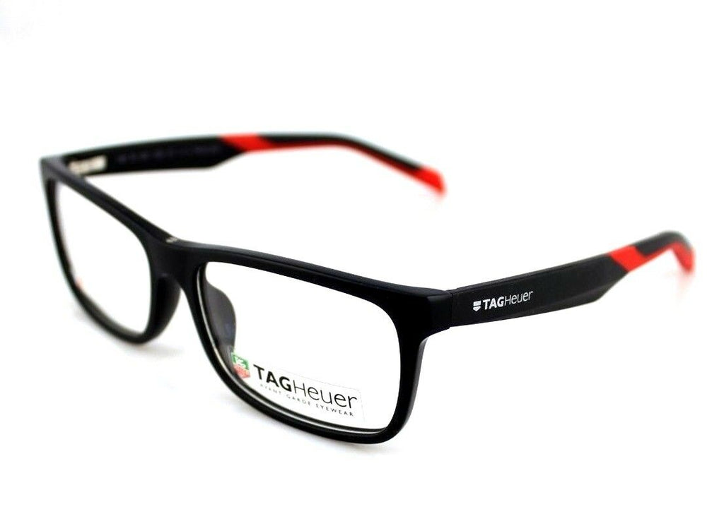 TAG Heuer Unisex Eyeglasses TH 0551 005 57mm