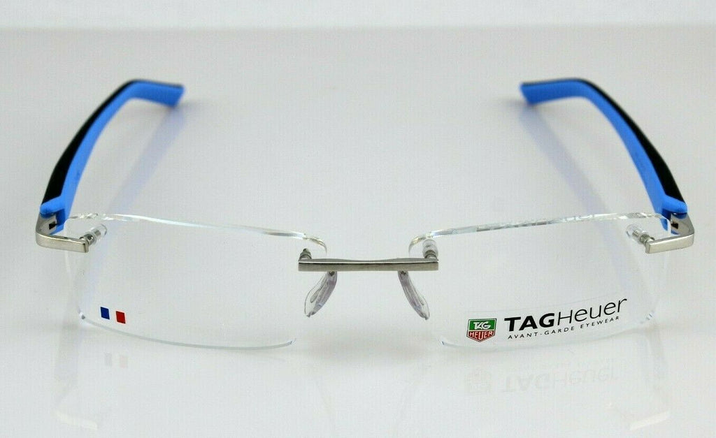 TAG Heuer Trends Unisex Eyeglasses TH 8109 010 1