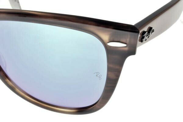 Ray-Ban Original Wayfarer Bicolor Unisex Sunglasses RB 2140 117617 54 4