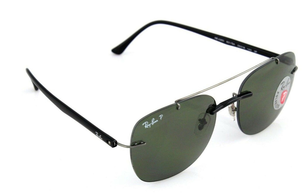 Ray-Ban Light Ray Polarized Unisex Sunglasses RB 4280 601/9A 3