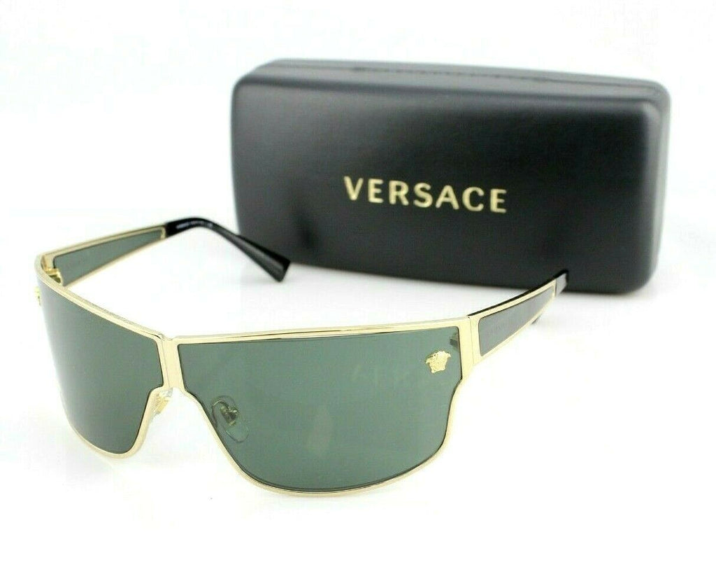 Versace Medusa Madness Unisex Sunglasses VE 2206 1002/71 9