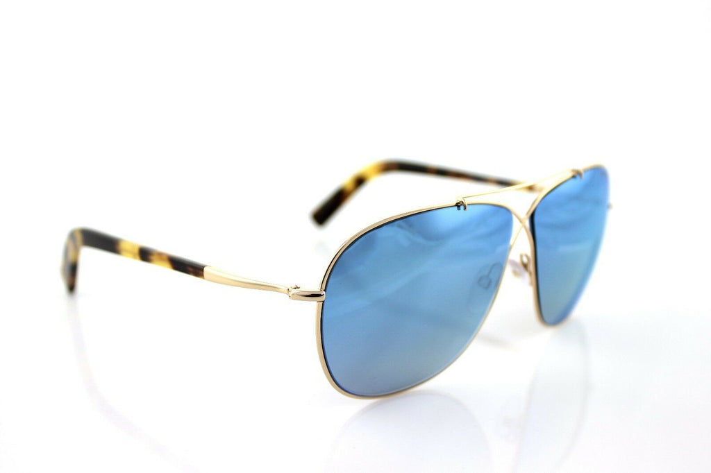 Tom Ford April Unisex Sunglasses TF 393 28X 2
