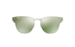 Ray-Ban Blaze Clubmaster Unisex Sunglasses RB 3576N 04230 2