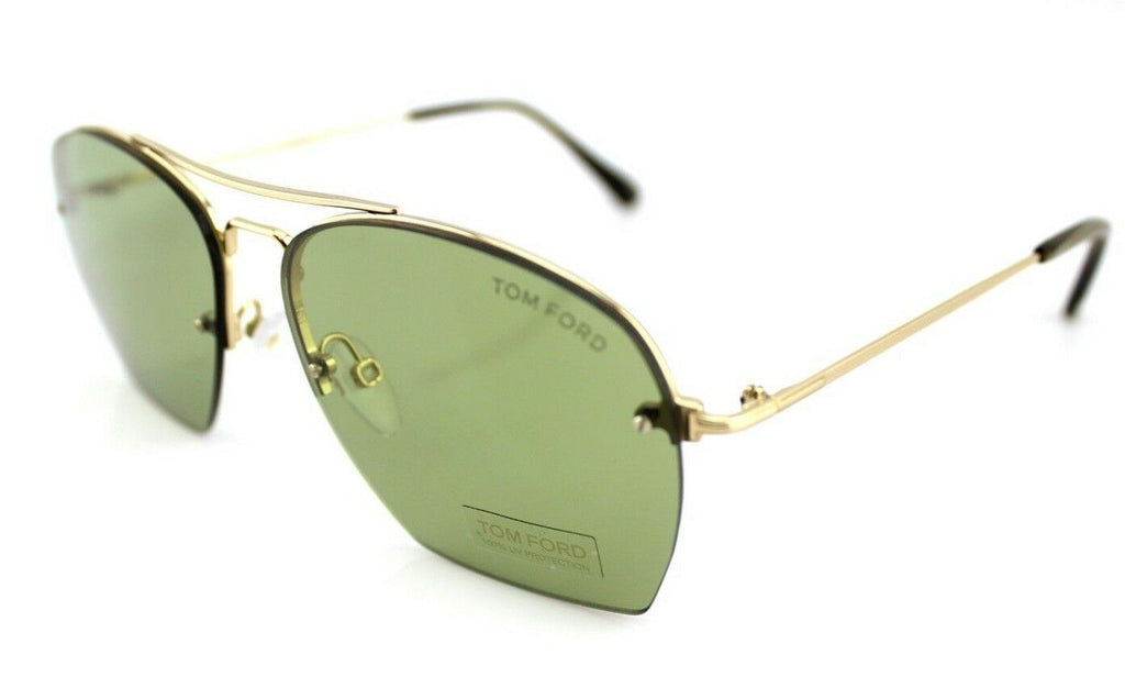 Tom Ford Whelan Unisex Sunglasses TF 505 FT 0505 28N 2