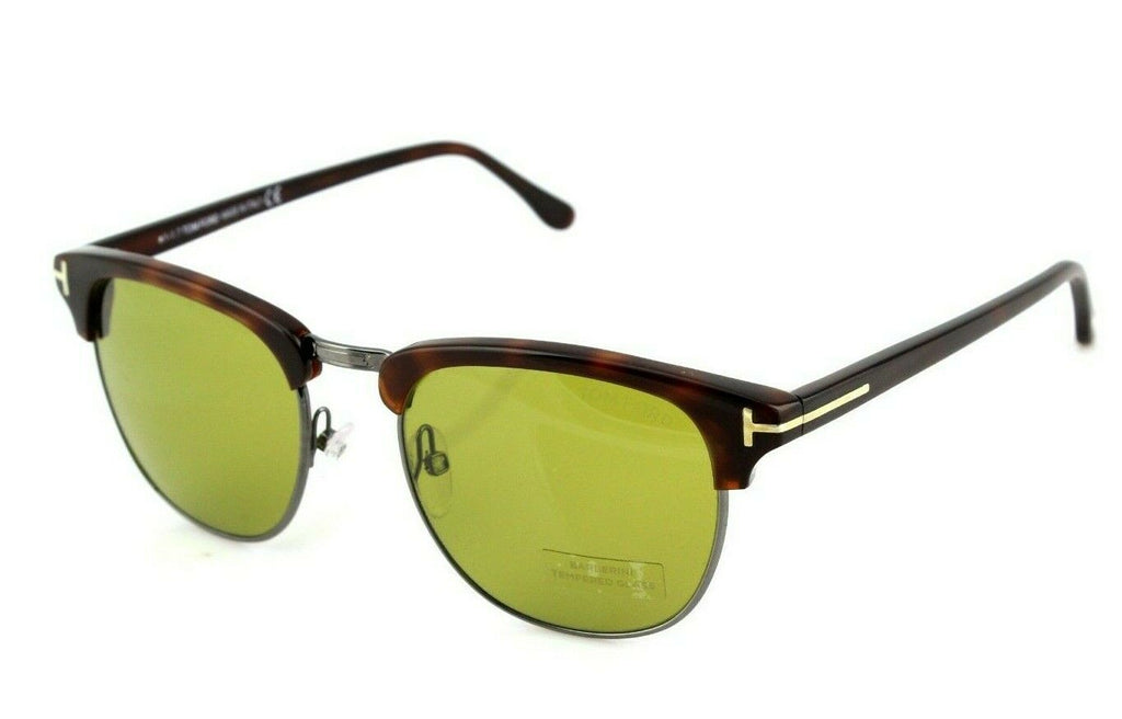 Tom Ford Henry Unisex Sunglasses TF 248 FT 0248 52N