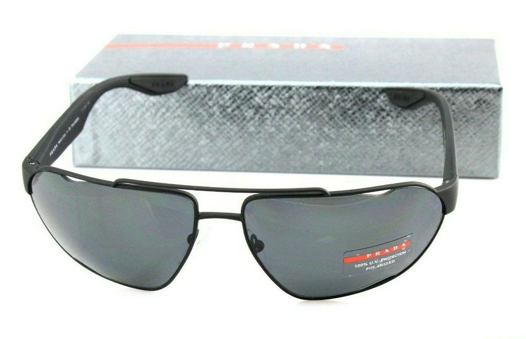 Prada Linea Rossa Polarized Unisex Sunglasses SPS 56U DG0 5Z1 PS 56US 7