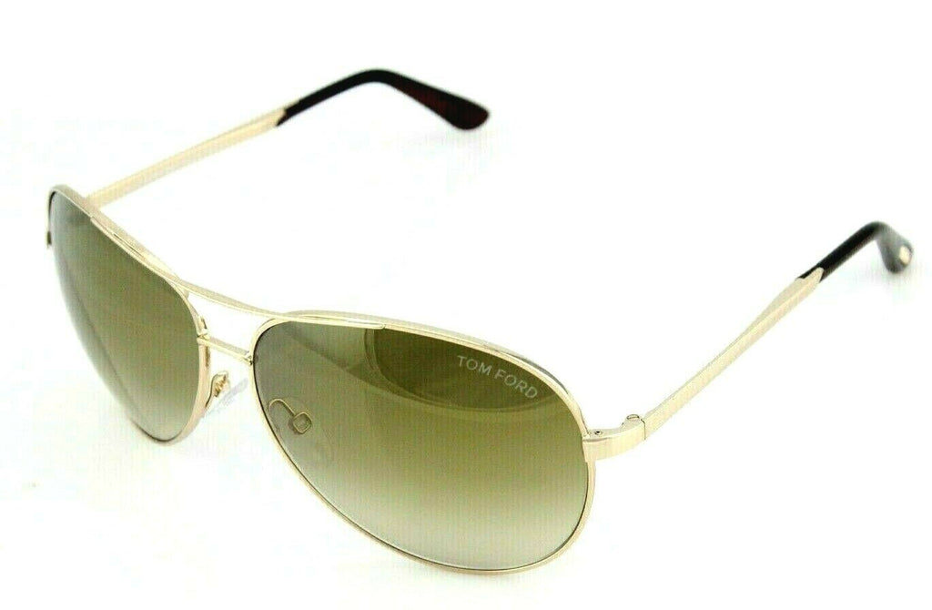 Tom Ford Charles Unisex Sunglasses TF 35 FT 0035 28G 2
